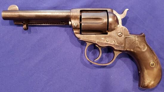 COLT MODEL 1877 THUNDERER .41 LONG COLT DA REVOLVER