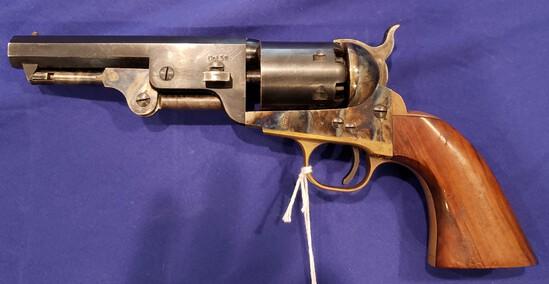 NAVY ARMS BLACKPOWDER REVOLVER .36 CAL