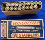 AMMO VINTAGE WINCHESTER .32-40