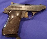 BERNARDELLI MODEL 80 PISTOL .22LR AVG CONDITION, 2 MAGS WITH BOX