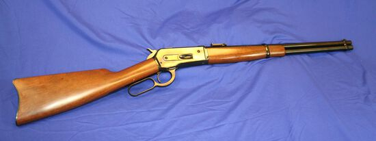 Browning Model 1886 Saddle Ring Lever Action Rifle.  Caliber: 45-70 GOVT
