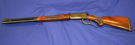 Winchester Model 1894 Lever Action Rifle Caliber: 30-30win