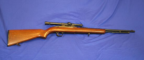 Winchester Model 77 Semi-auto Rifle Caliber: 22lr