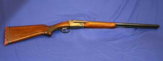 Savage Fox Model B SxS Shotgun Caliber: 12 ga