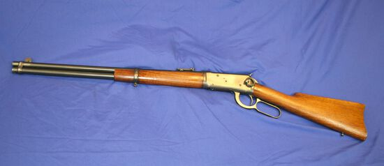 Winchester Model 1894 Saddle Ring Lever Action Rifle Caliber: 30wcf