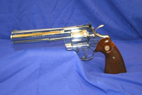 Colt Python Revolver Caliber: 357 Mag CTG