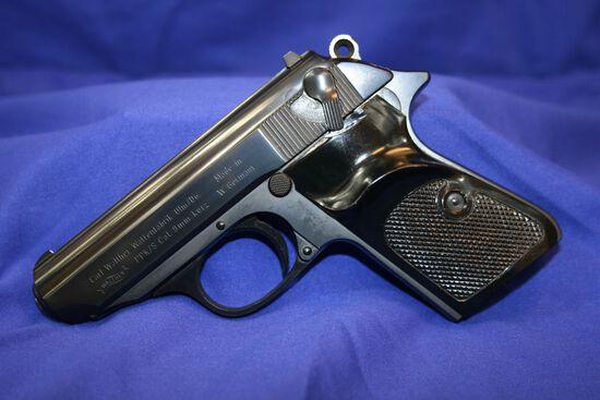 Walther PPK/S Semi-auto Pistol Caliber: 380