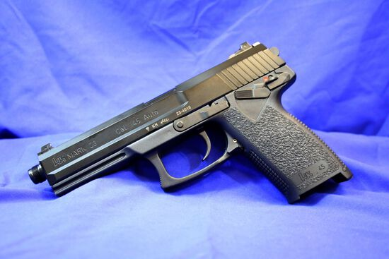Heckler & Koch Mark 23 Semi-auto Pistol Caliber: .45