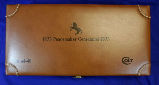 Colt SAA Frontier Six Shooter Commemorative Peacemaker Caliber: 44-40