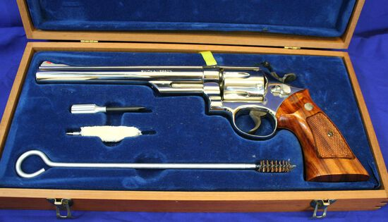 Smith & Wesson Model 29-2 Revolver Caliber: 44mag