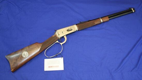 Winchester John Wayne Commemorative Lever Action Rifle Caliber: 32-40