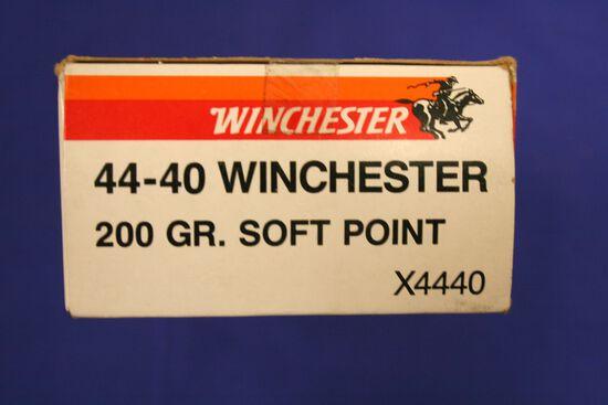 Winchester 44-40 winchester ammo