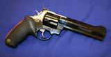 Taurus Raging Bull Pistol w/shoulder Holster Caliber .454