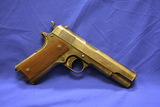 Colt 1911 Pistol Caliber .45 acp, Early 1918