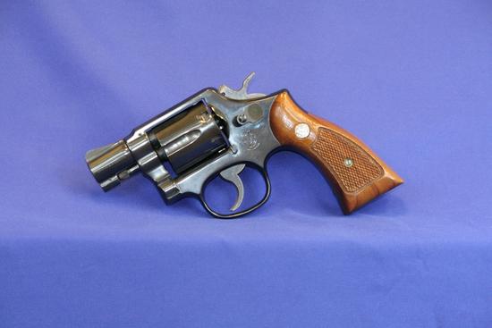 Smith & Wesson Model 10-7 Revolver Sn:8d54517
