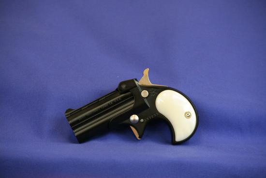 David Industries Model D-22 Derringer Pistol Sn:557233