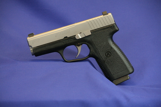 Kahr Arms Model P9 Pistol Sn:yb1002 … Not Legal In Ca
