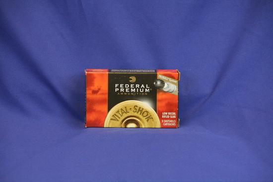 Federal Premium 12ga Ammo