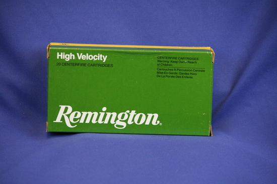 Remington Arms 6mm Remington Ammo