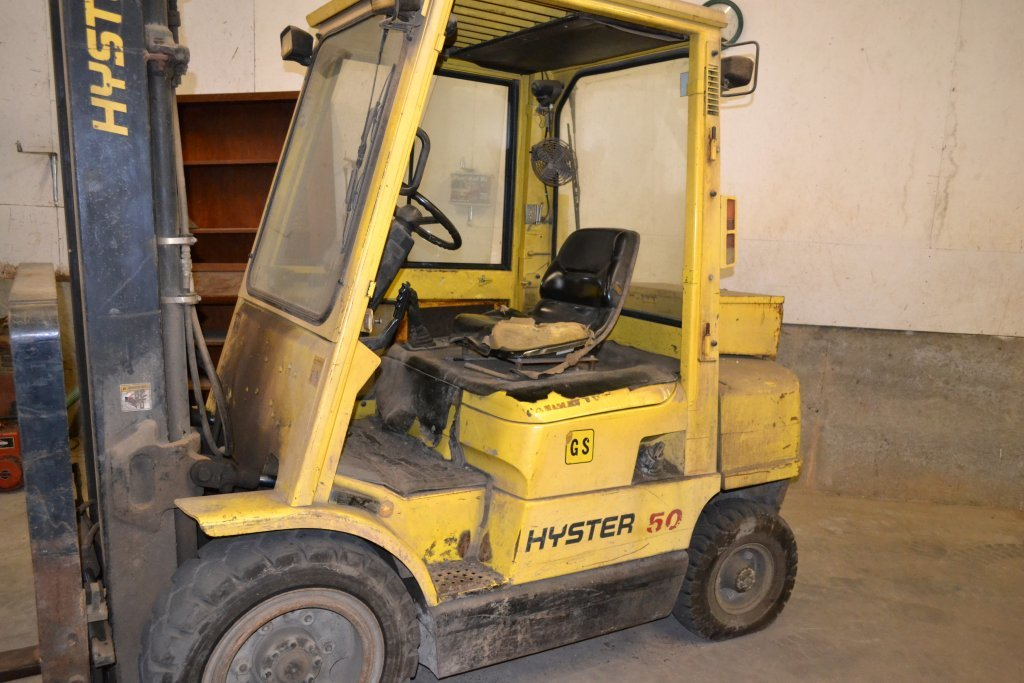 Hyster 50 Fork Lift