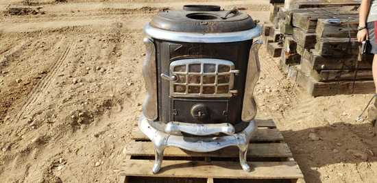 No 22 Cast Iron Stove