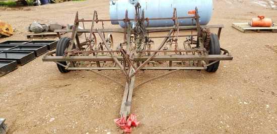 9 Foot Field Cultivator