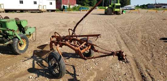 Oliver 2 Bottom Towable Plow