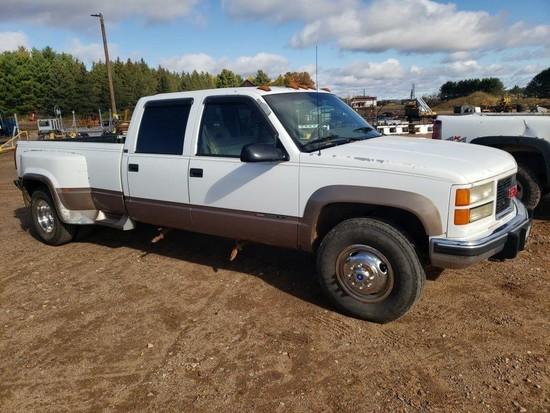 1994 Gmc 3500