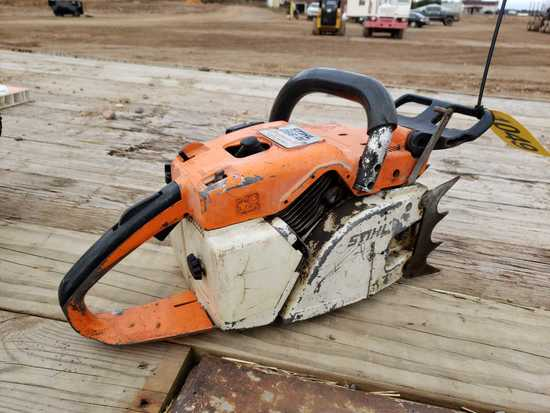 Collectors Stihl 056av Magnum Ii Chainsaw