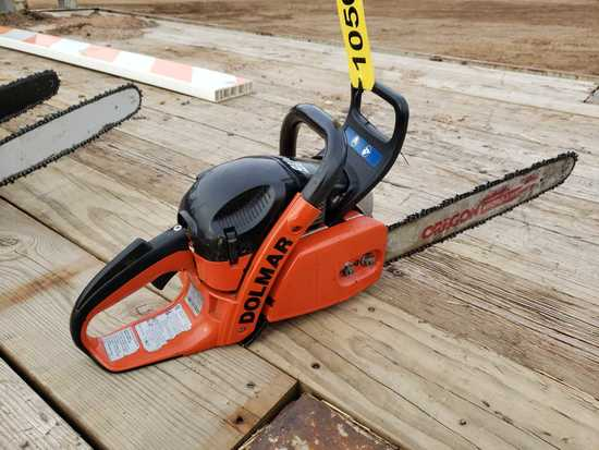 Dolmar Ps 5100s Chainsaw