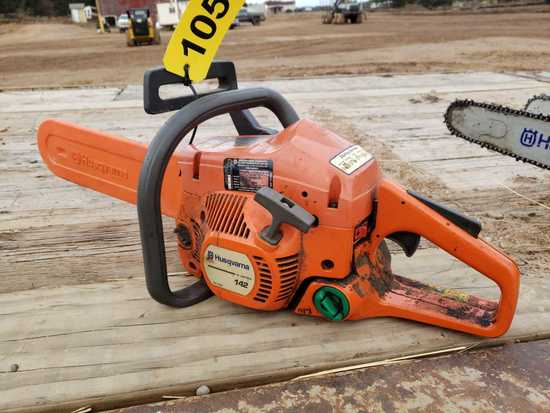 Husqvarna 142 Chainsaw