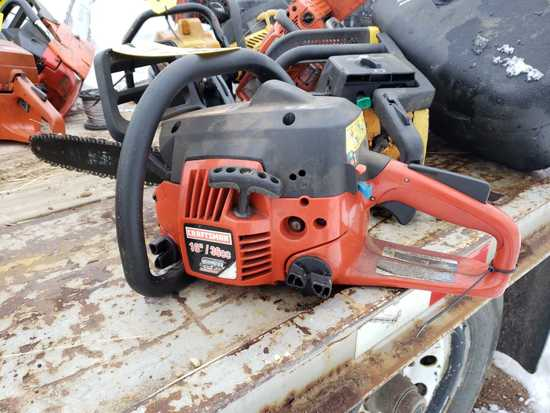 Craftsman 36cc Chainsaw