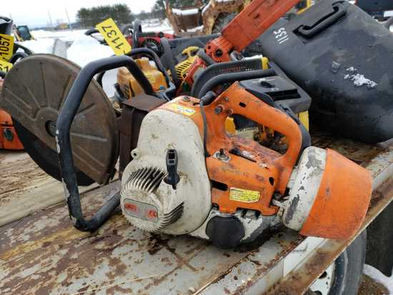 Stihl Gas Cut-off Saw