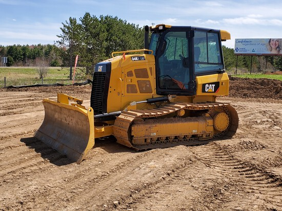 Annual Spring Heavy Equipment Auction Day 1
