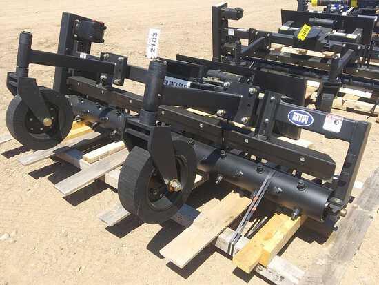 """New Mtw 84"""" Power Rake"""