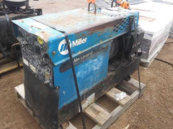 Miller Legend 225 Welder