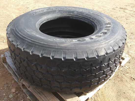Firestone 445/65r22.5 Unused Virgin Tire