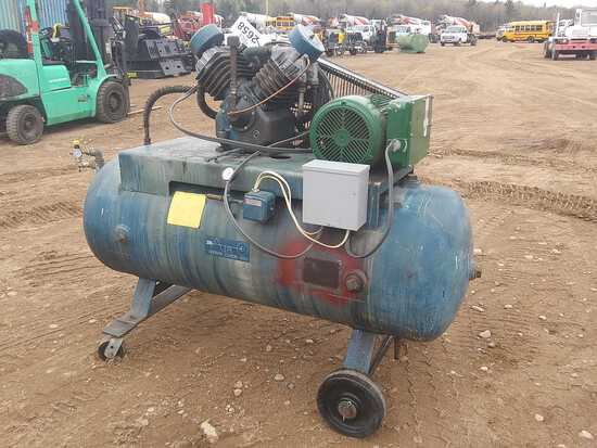 Air Compressor Dayton 10hp Motor