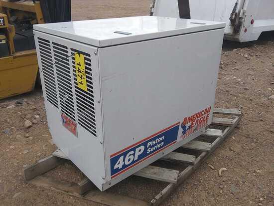 American Eagle 46p Hydraulic Air Compressor