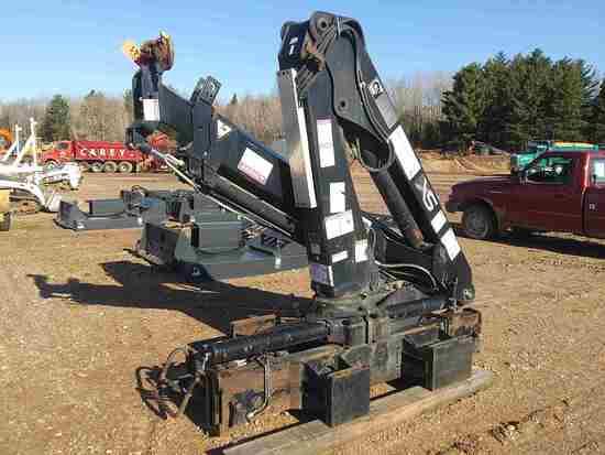 2006 Hiab 099 Clx Knuckle Boom Crane
