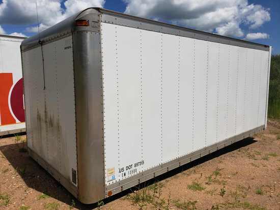 "Morgan Approx 18"" X 8' Van Truck Body"