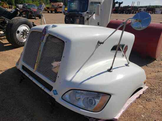 Kenworth T440 Hood With Light Assemblies