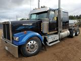 2006 Western Star 4900 Low Max Sleeper Cab Semi