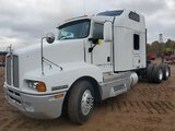 2007 Kenworth T600 Sleeper Cab