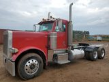 2007 Peterbilt 379 Day Cab Semi