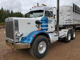 1977 Peterbilt 359 Day Cab Semi