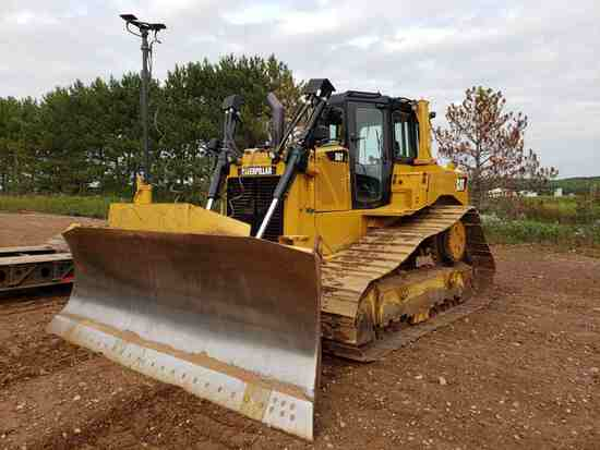 Annual Fall Heavy Equipment Auction Day 1