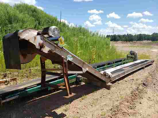 Doyle Approx 30' Conveyor