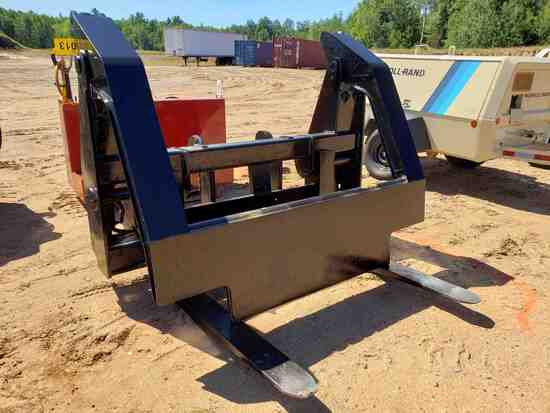 Loader Hydraulic Grapple Forks