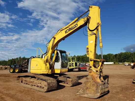 Kobelco Sk200srlc Excavator